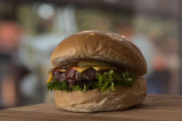 American Cheese Burger