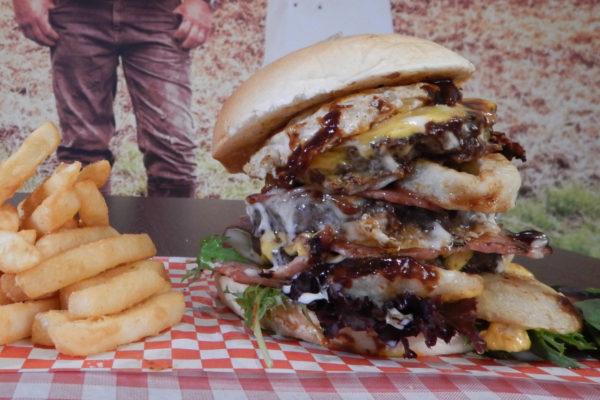 Big Blokes Burger