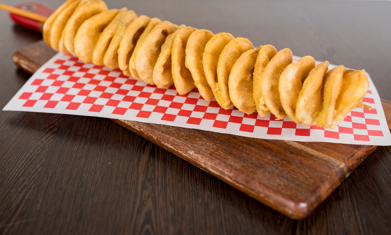 Curly Chips