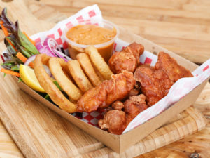 Spicy Fried Chicken65