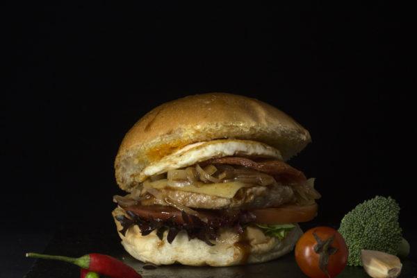 King Steak Burger