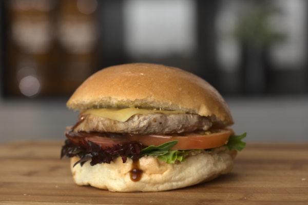 Tender Steak Burger