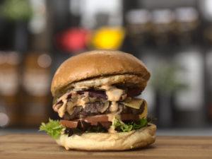 True Blue Burger